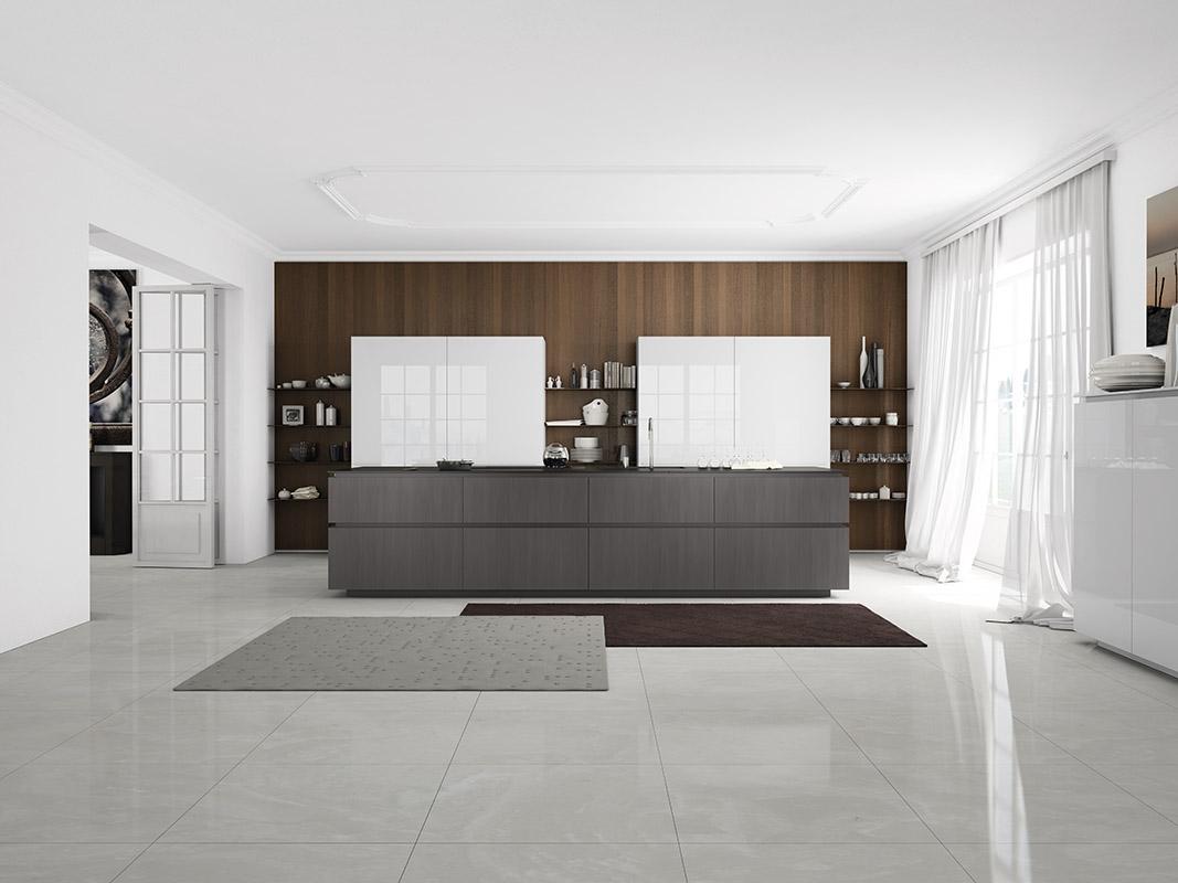 Project studio italiaanse design keukens comprex antwerpen kaaien - Designer keuken ...