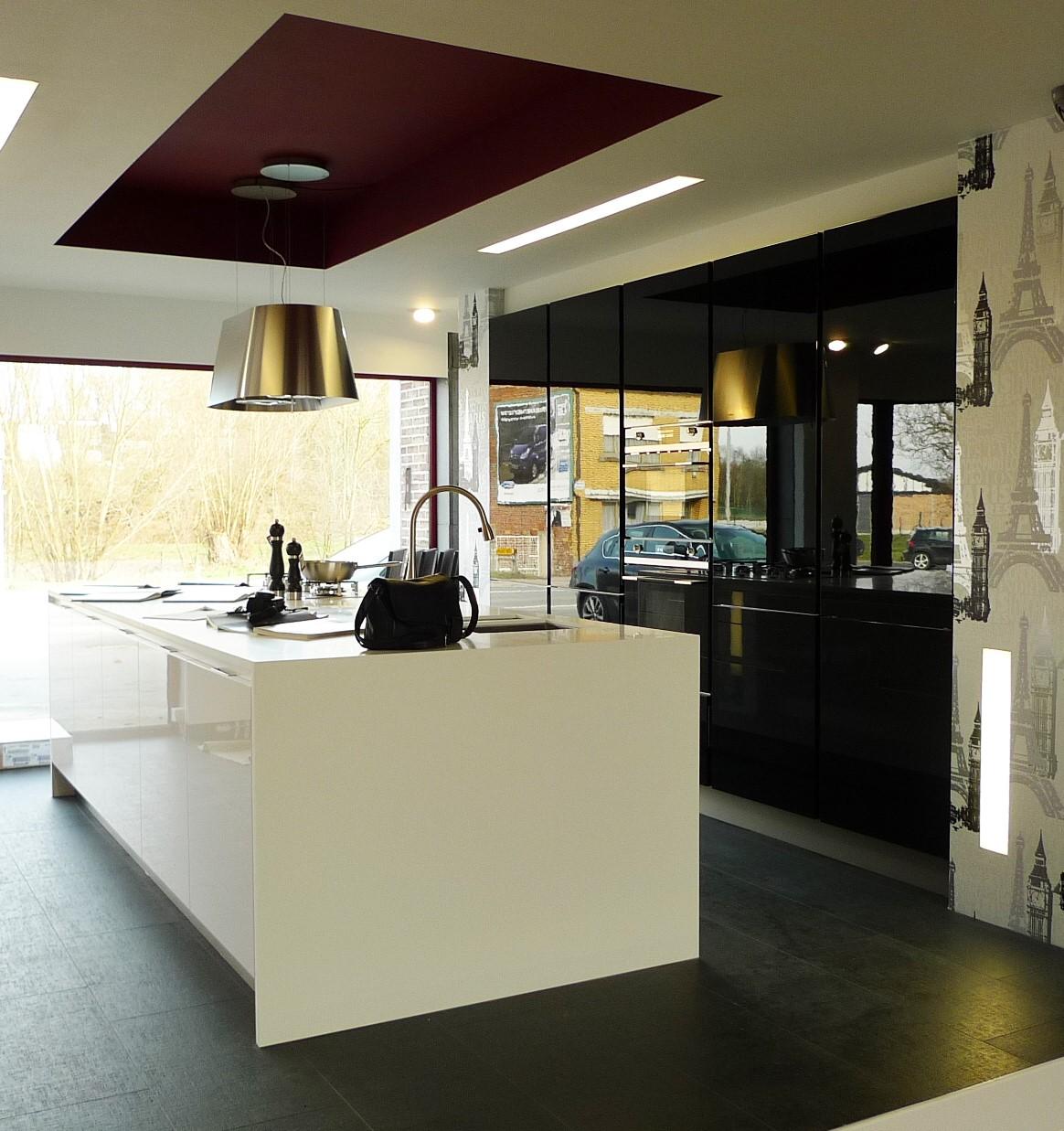 Project studio italiaanse design keukens comprex antwerpen kaaien - Keuken design werkblad ...