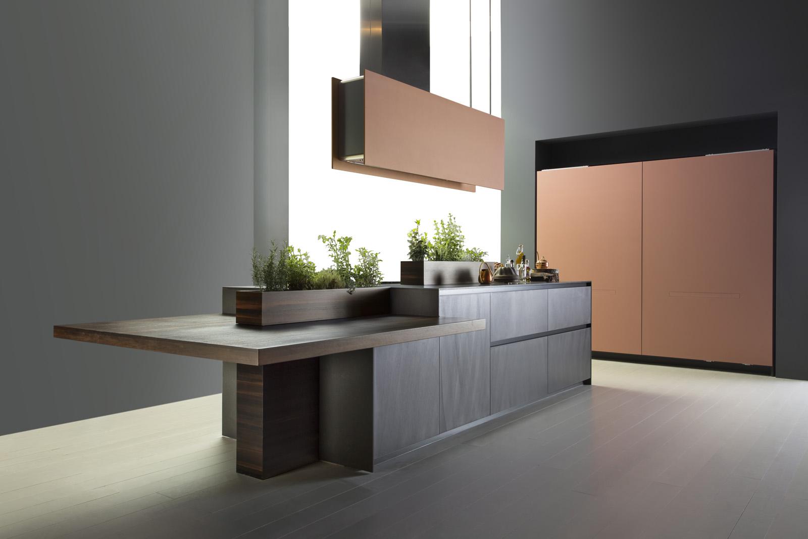 Project studio italiaanse design keukens comprex antwerpen kaaien - Keuken platform ...